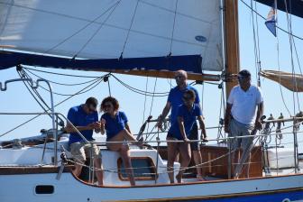 Curso de Patrón de Embarcaciones de Recreo a bordo