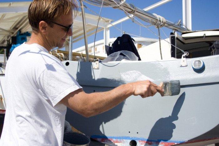 Seminario sobre el mantenimiento de una embarcación