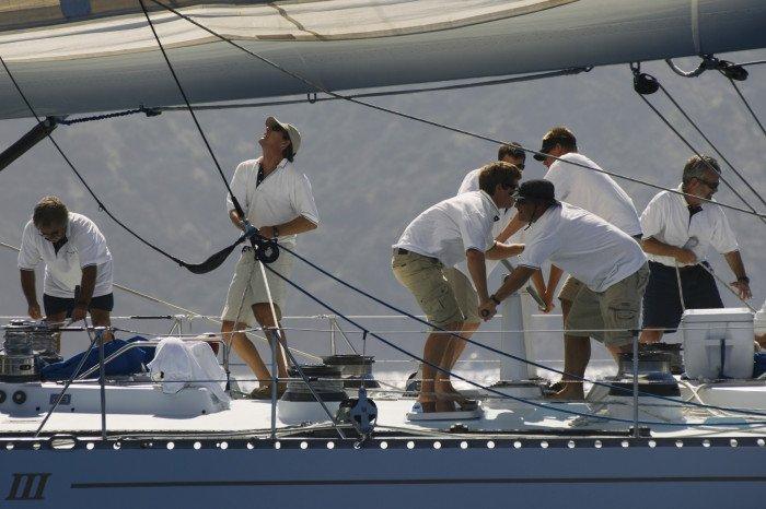 Curso de PER a bordo en Alicante