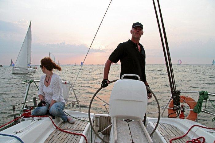 Curso de Patrón Profesional de Embarcaciones de Recreo